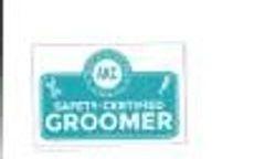 AKC Salon Safety Groomer Logo